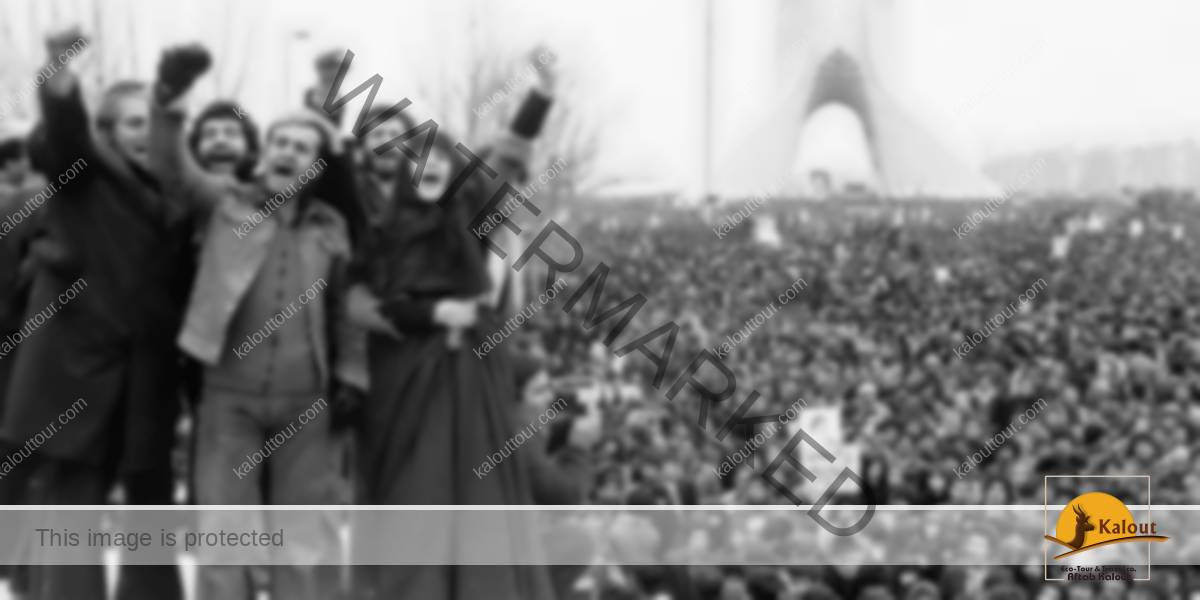 Iranian_Revolution_in_Shahyad_Square History of Iran (7500 BC - 1979 AD) History of Iran