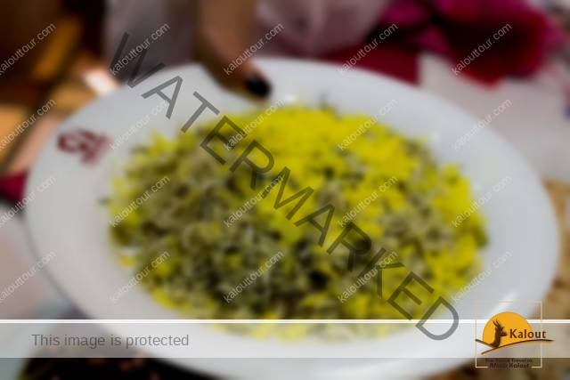 baghali-polo-kristaflickr 11 Dishes to Eat When You Are in Iran Iran Food