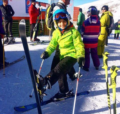 empty-skiing-tracks-in-iran Empty skiing tracks in Iran tracks skiing Iran Empty